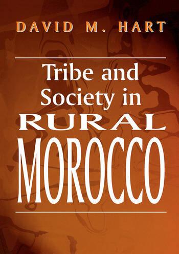 Tribe and Society in Rural Morocco book cover