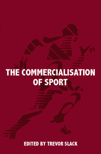 The Commercialisation of Sport book cover