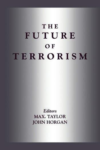 The Future of Terrorism book cover