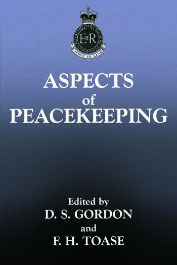 Aspects of Peacekeeping book cover