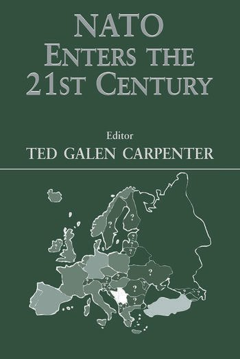 NATO Enters the 21st Century book cover
