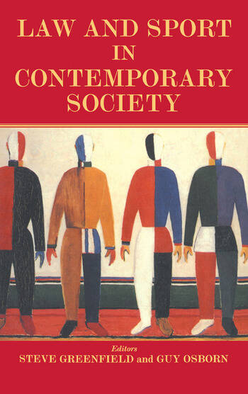 Law and Sport in Contemporary Society book cover