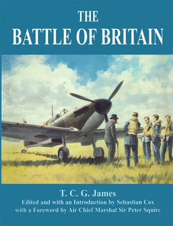 The Battle of Britain Air Defence of Great Britain, Volume II book cover