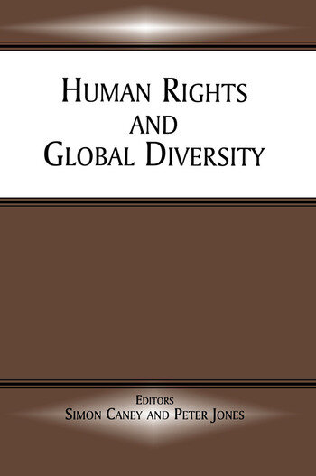 Human Rights and Global Diversity book cover