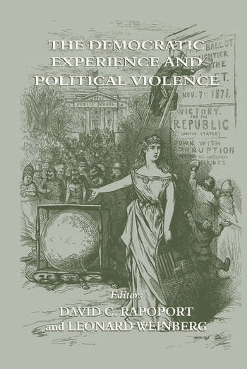 The Democratic Experience and Political Violence book cover