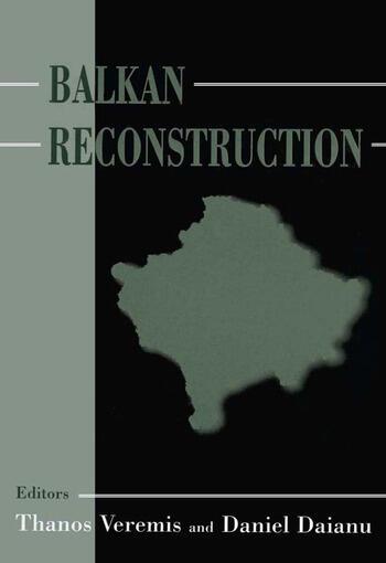 Balkan Reconstruction book cover