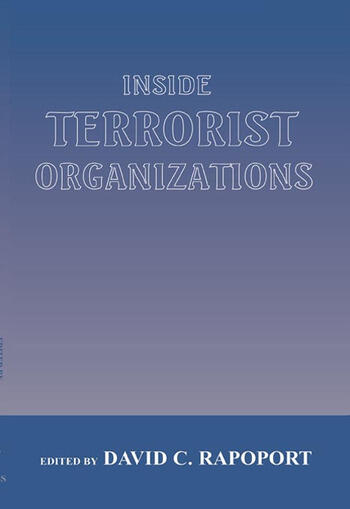 Inside Terrorist Organizations book cover