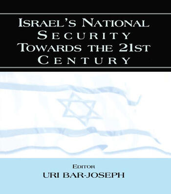 Israel's National Security Towards the 21st Century book cover