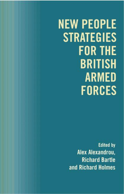 New People Strategies for the British Armed Forces book cover