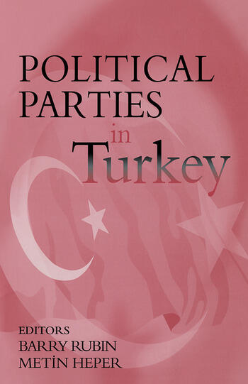 Political Parties in Turkey book cover