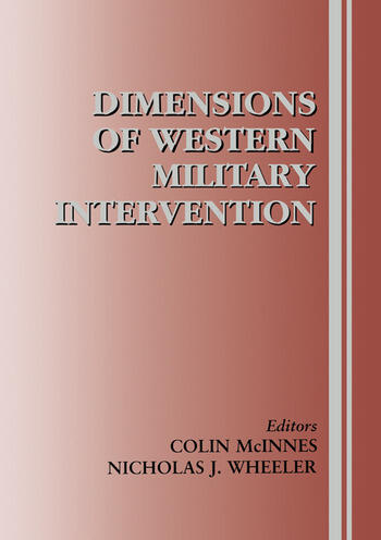 Dimensions of Western Military Intervention book cover