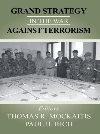 Grand Strategy in the War Against Terrorism book cover