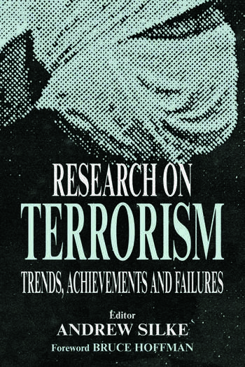 Research on Terrorism Trends, Achievements and Failures book cover