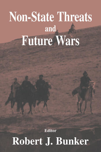 Non-state Threats and Future Wars book cover