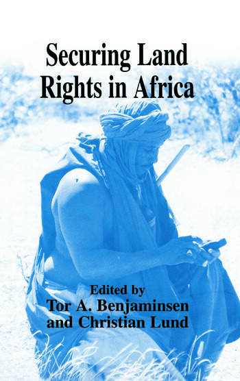 Securing Land Rights in Africa book cover