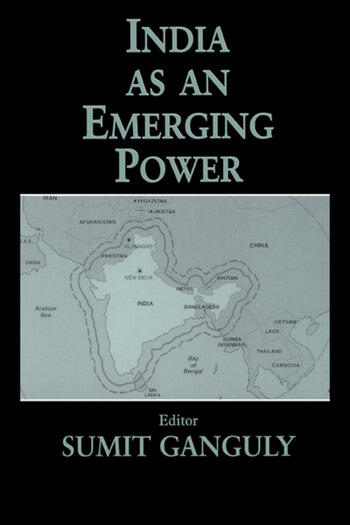 India as an Emerging Power book cover