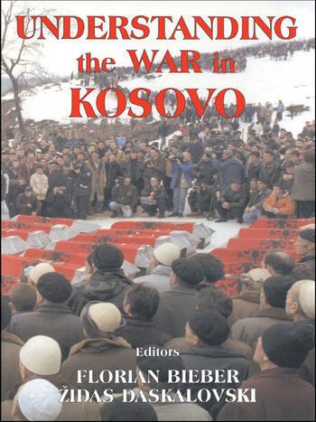 Understanding the War in Kosovo book cover