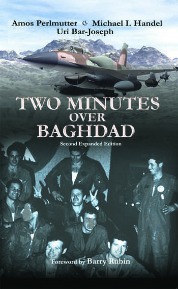 Two Minutes Over Baghdad book cover