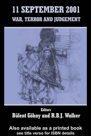 11 September 2001 War, Terror and Judgement book cover