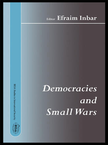 Democracies and Small Wars book cover