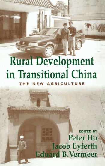Rural Development in Transitional China The New Agriculture book cover