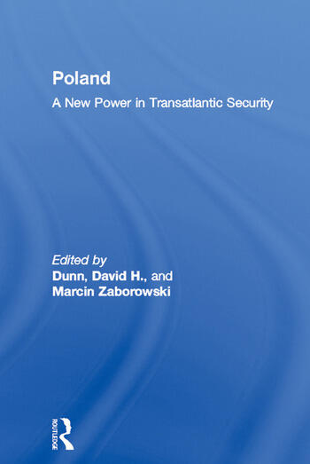 Poland A New Power in Transatlantic Security book cover