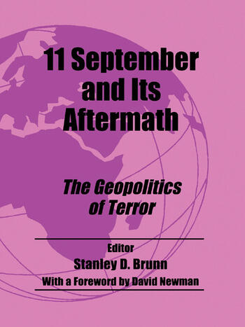 11 September and its Aftermath The Geopolitics of Terror book cover