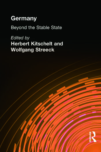 Germany Beyond the Stable State book cover