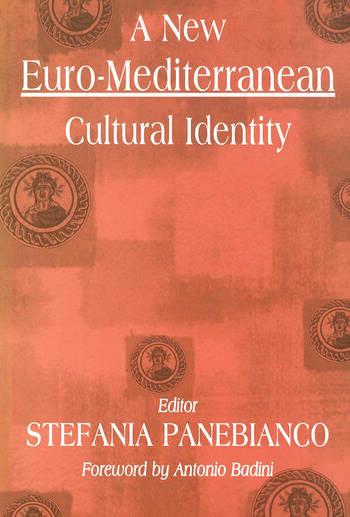A New Euro-Mediterranean Cultural Identity book cover