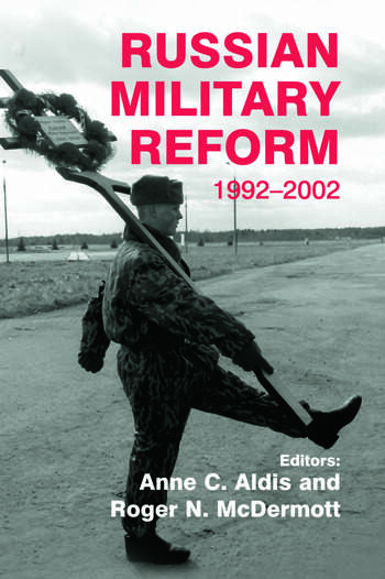 Russian Military Reform, 1992-2002 book cover