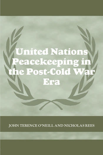 United Nations Peacekeeping in the Post-Cold War Era book cover