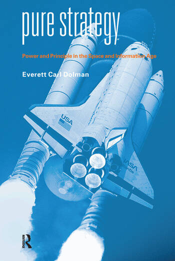 Pure Strategy Power and Principle in the Space and Information Age book cover