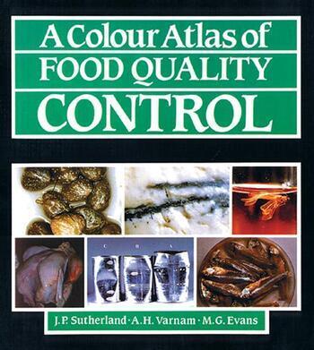 Colour Atlas of Food Quality Control book cover