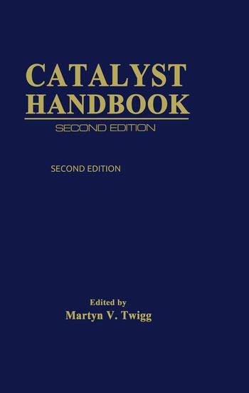 Catalyst Handbook book cover