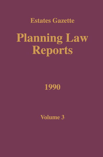 PLR 1990 book cover