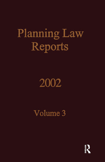 PLR 2002 book cover