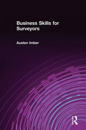 Business Skills for Surveyors book cover