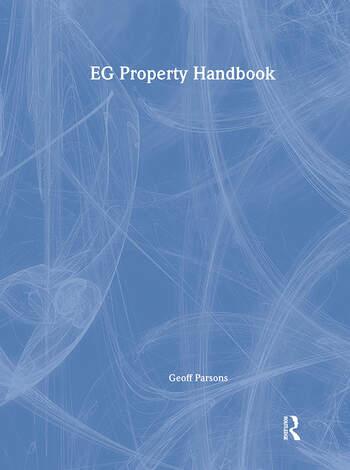 EG Property Handbook book cover