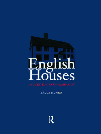 English Houses An Estate Agent's Companion book cover