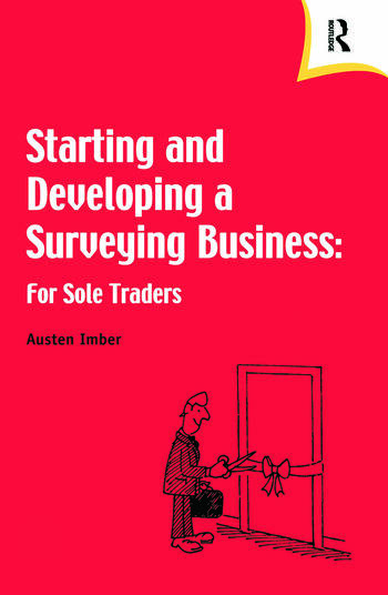 Starting and Developing a Surveying Business book cover