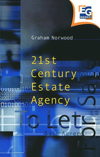 Twenty-First Century Estate Agency book cover