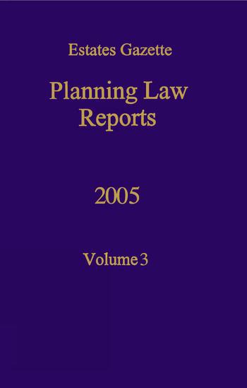 PLR 2005 book cover