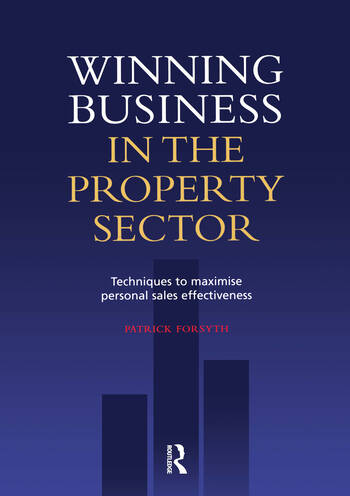 Winning Business in the Property Sector book cover