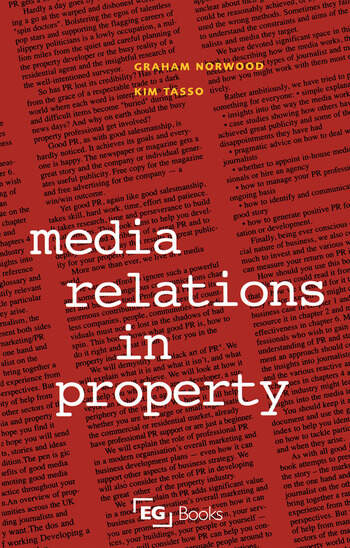 Media Relations in Property book cover