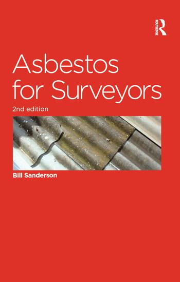 Asbestos for Surveyors book cover
