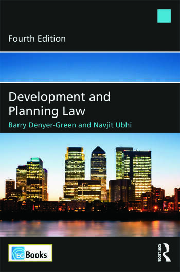 Development and Planning Law book cover
