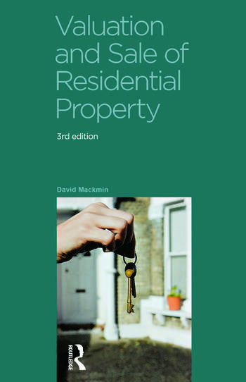 Valuation and Sale of Residential Property book cover