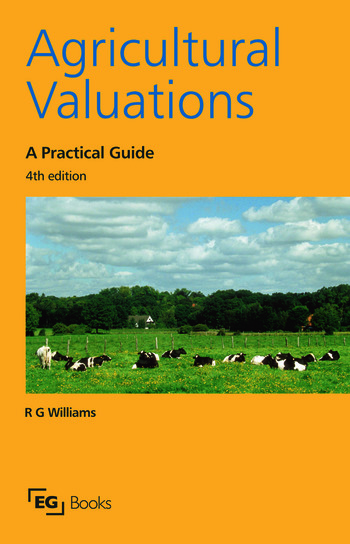 Agricultural Valuations book cover