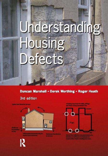 Understanding Housing Defects book cover