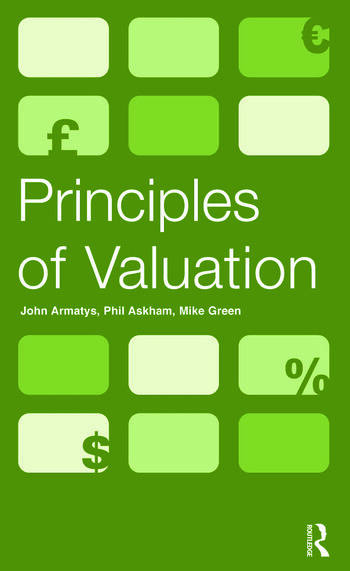 Principles of Valuation book cover